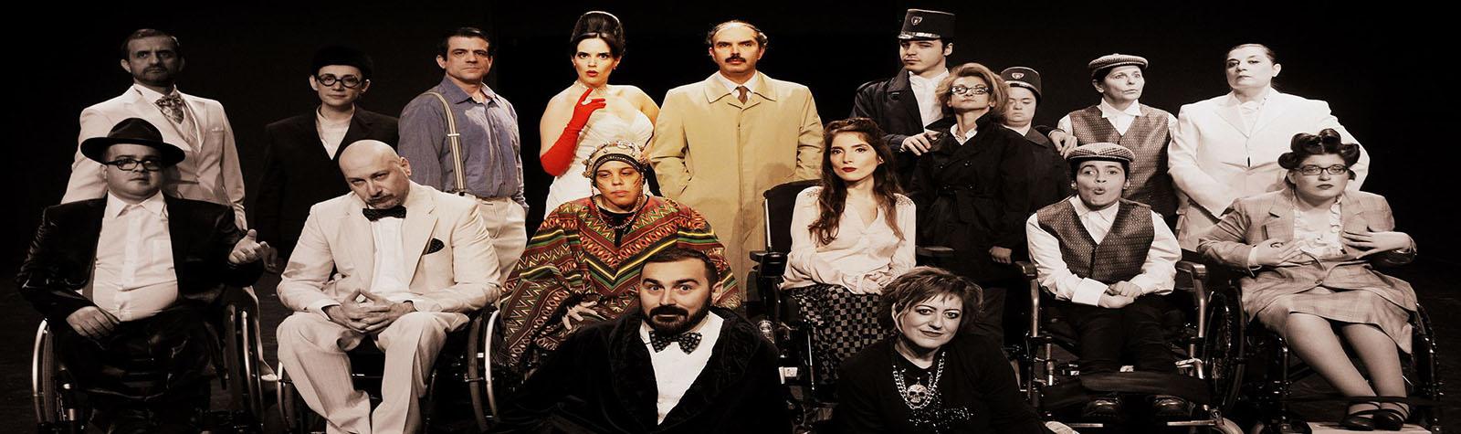 Νεκρασόφ του Jean-Paul Sartre στο θέατρο Από Μηχανής