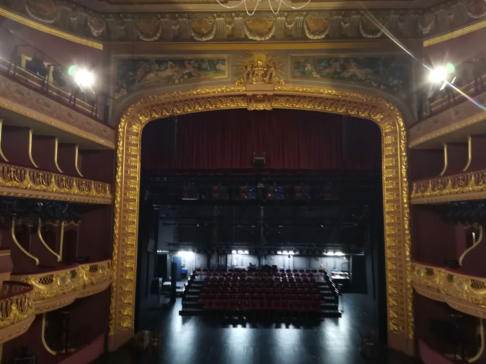 Study Visit with Inclusive Theater(s) hosted by TEATRO SAO LUIZ in Lisbon